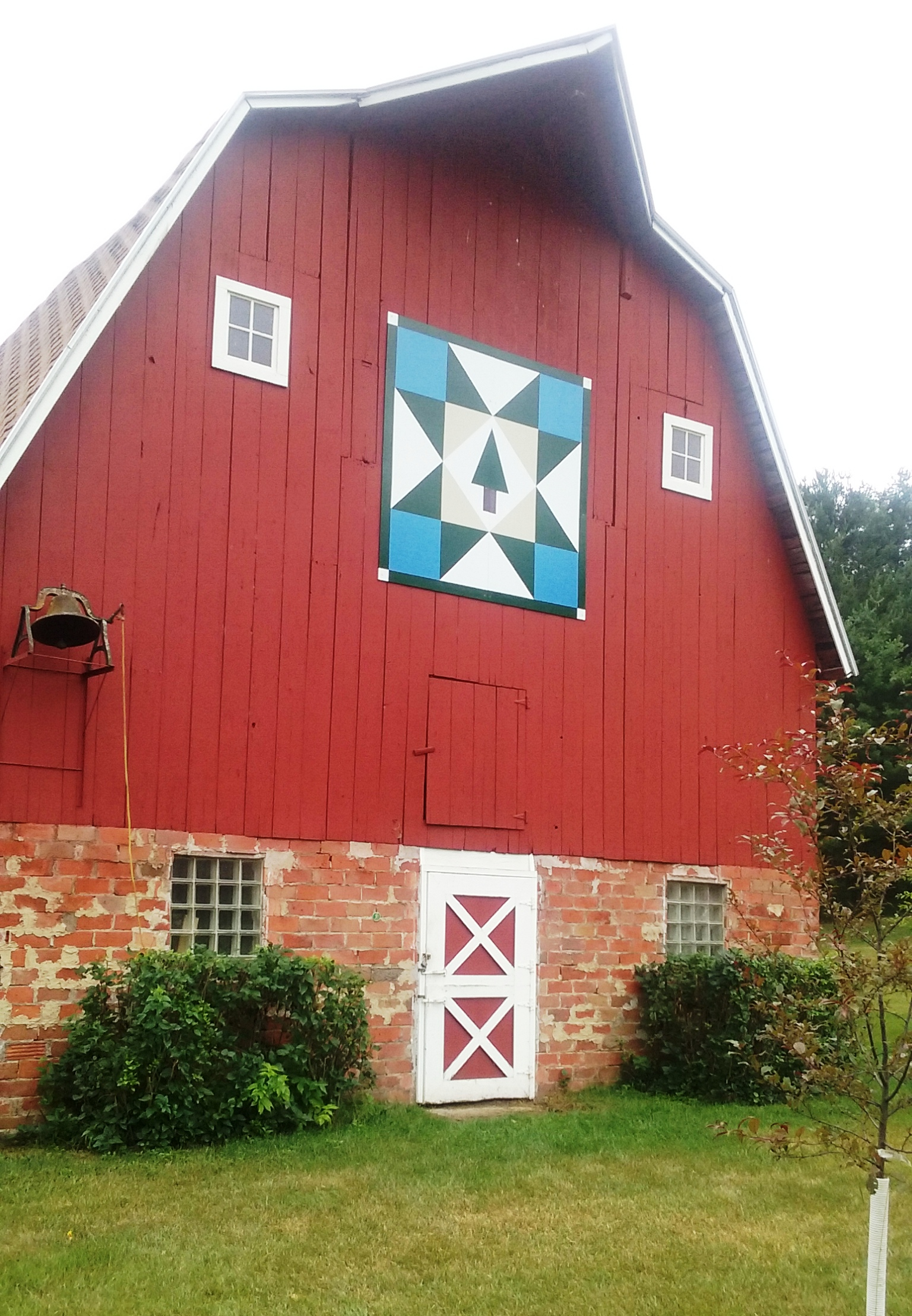 dunn county barn quilt trail dunn county 4 blakeley s2