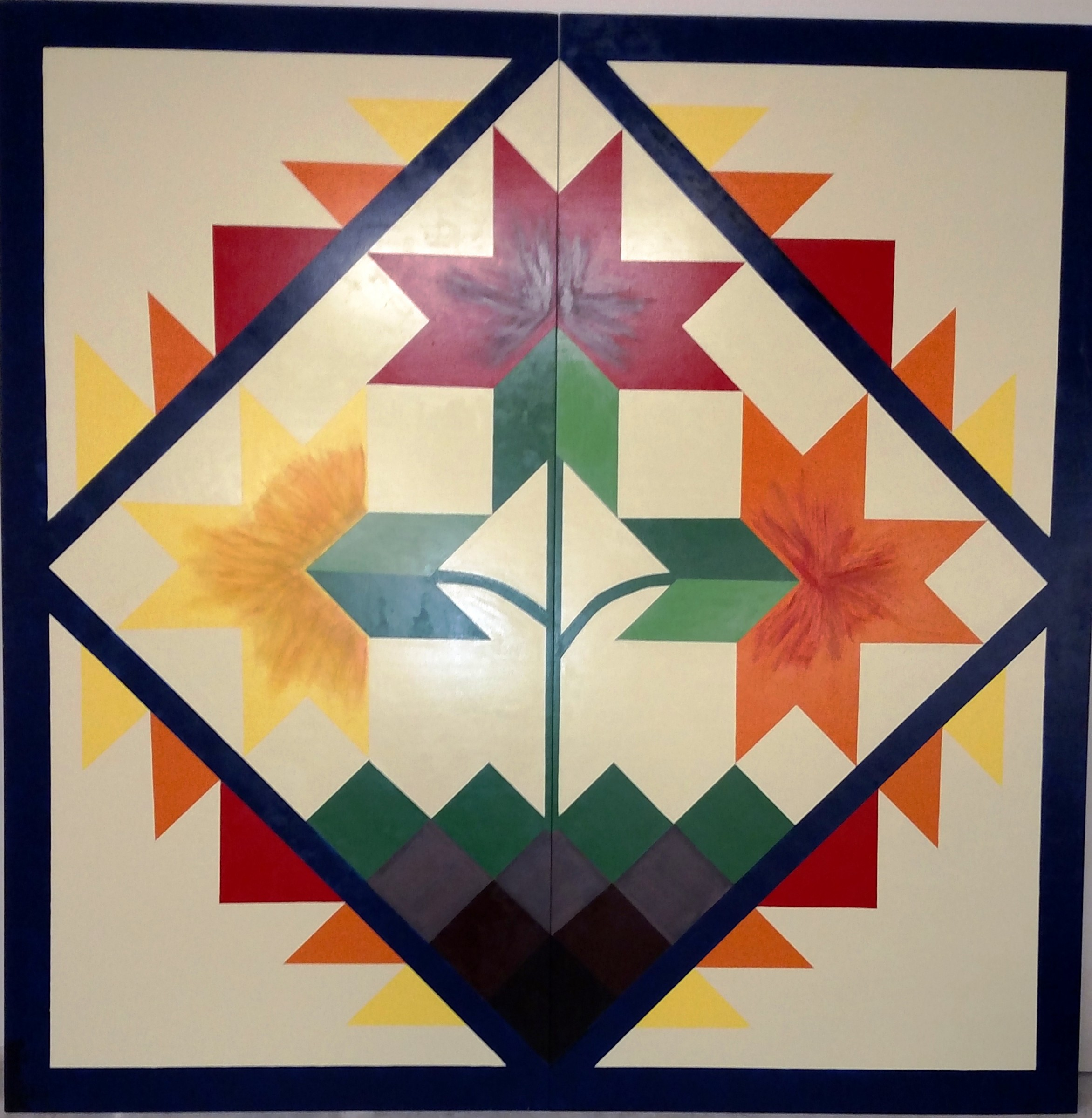 Front Yard Landscaping Ideas Wisconsin Blandscapingb Bb: Dunn County Barn Quilt Trail